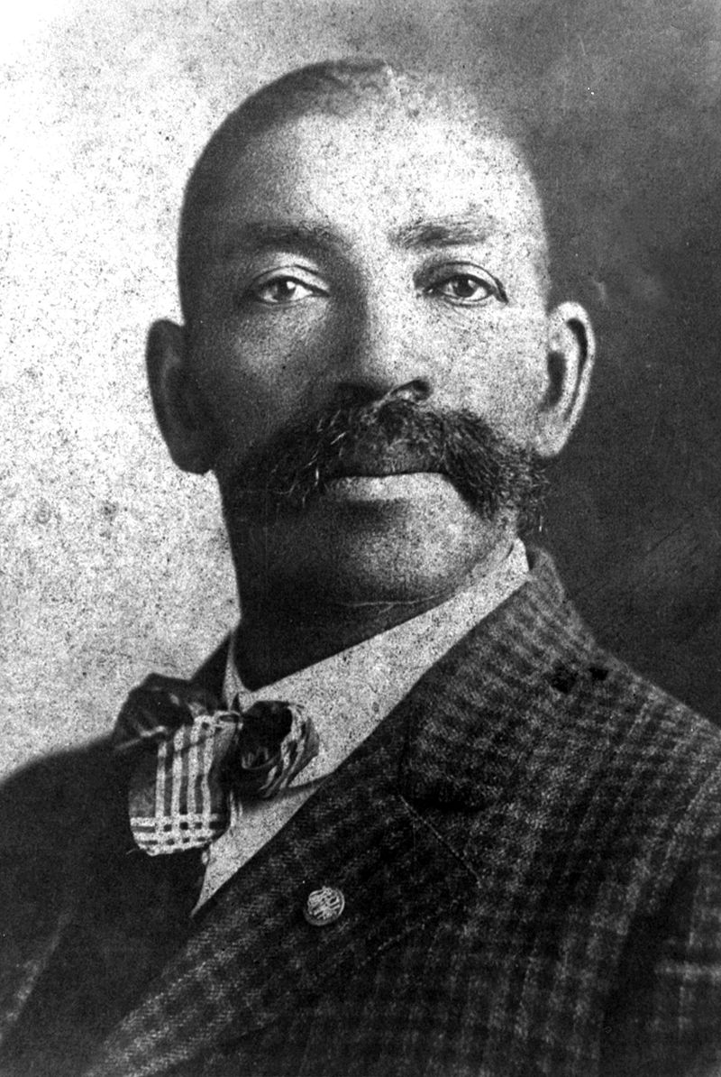 Photo of Bass Reeves