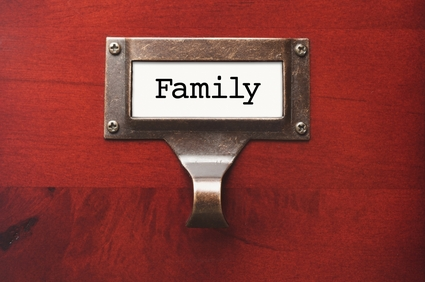 filing your family research